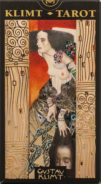 Golden Tarot of Klimt	by A. A. Atanassov