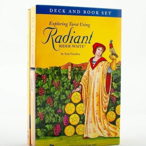 Exploring tarot using Radiant Rider-Waite Tarot by Pamela Colman-Smith