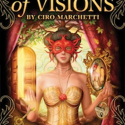 Oracle of Visions (52-card deck & Instruction booklet)	by Ciro Marchetti