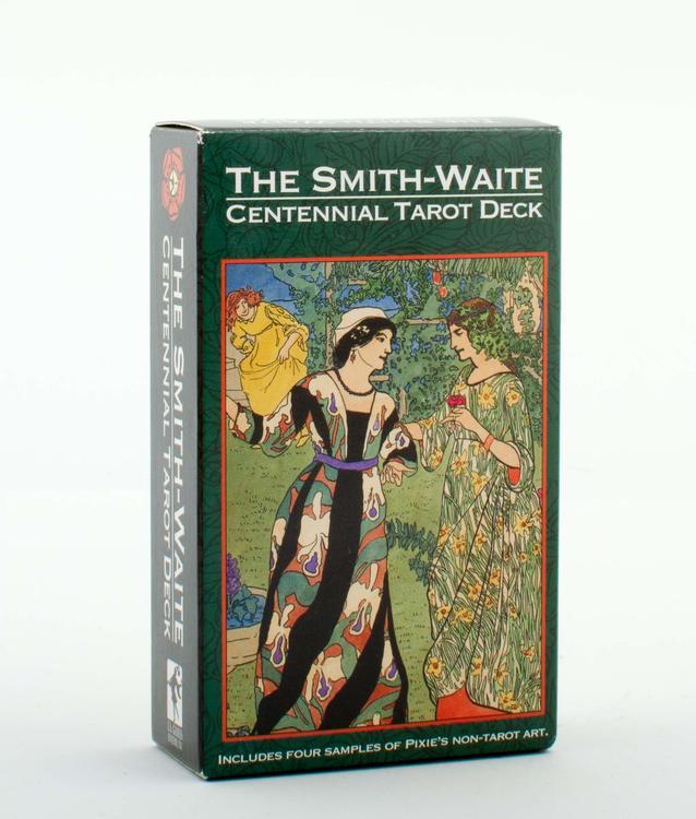Smith-Waite Centennial Edition by Pamela Colman Smith