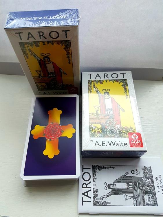 Tarot av A. E. Waite