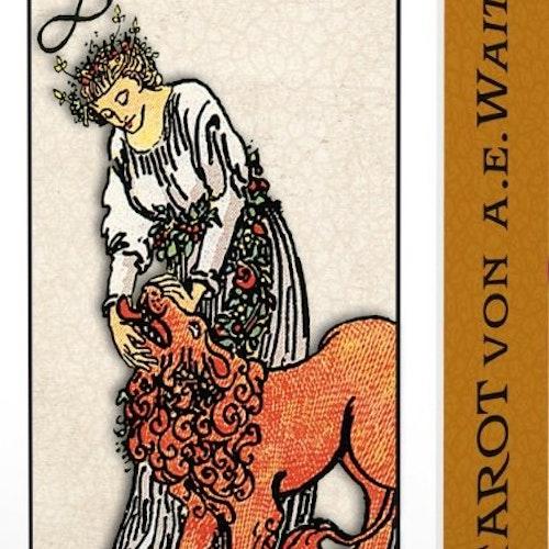 Tarot of A. E. Waite Standard Premium Edition 9783038194606