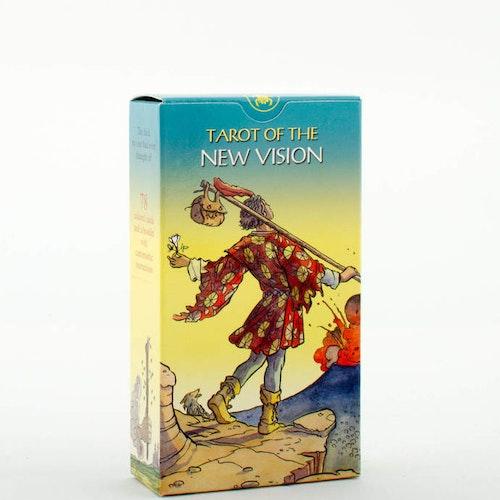 Tarot of The New Vision Deck by Pietro Alligo, Giordano Berti & Tiberio Gonard