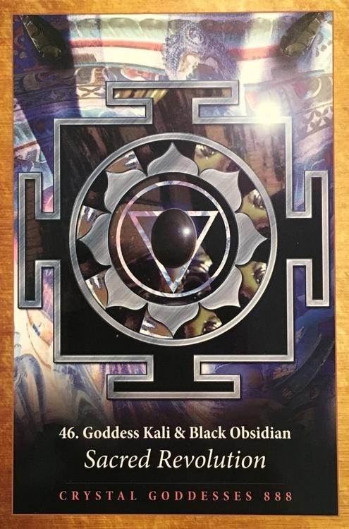 Alana Fairchild - Crystal Mandala Oracle