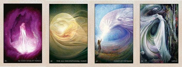 Alana Fairchild - Rumi Oracle Cards