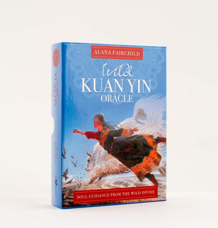 Alana Fairchild - Wild Kuan Yin Oracle, New Edition