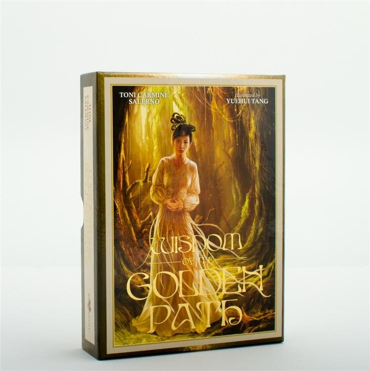 Wisdom of the Golden Path by Toni Carmine Salerno