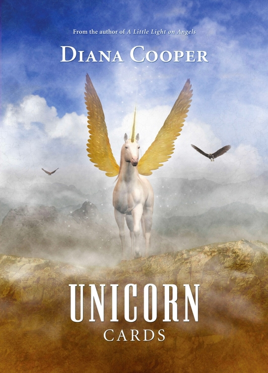 Unicorn Cards by Diana Cooper