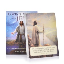 Loving words from Jesus by Doreen Virtue