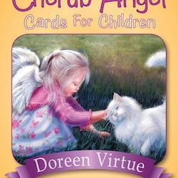Cherub Angel Cards for Children 9781401943837 av Doreen Virtue