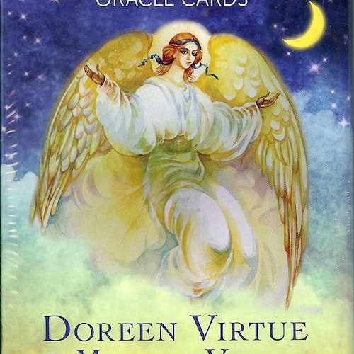 Angel dreams oracle cards by Doreen Virtue