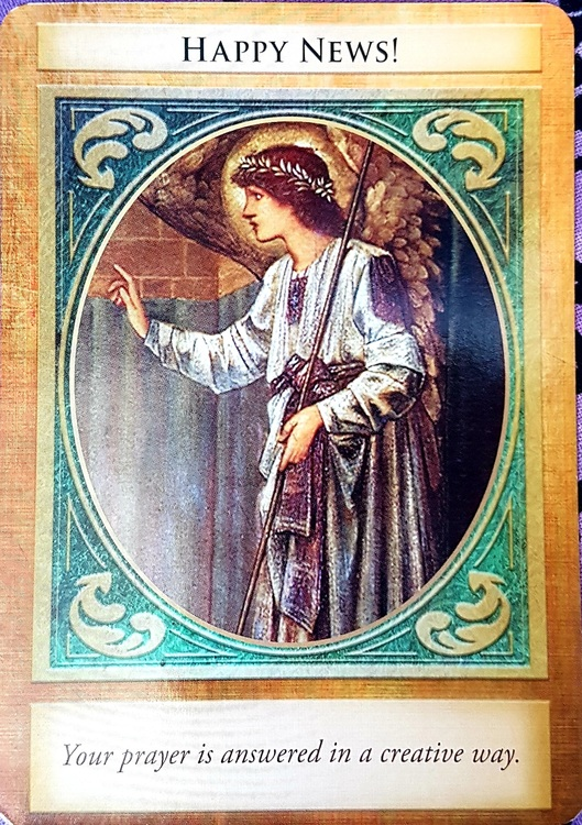 Archangel Gabriel Oracle Cards: A 44 card deck by Doreen Virtue