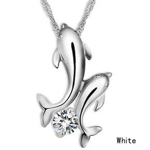 Delfin halsband