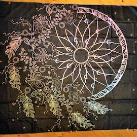 Drömfångare tarot bordsduk väggdekoration