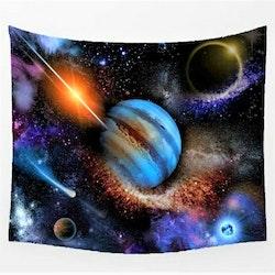 Fantasy Jupiter tarot bordsduk väggdekoration