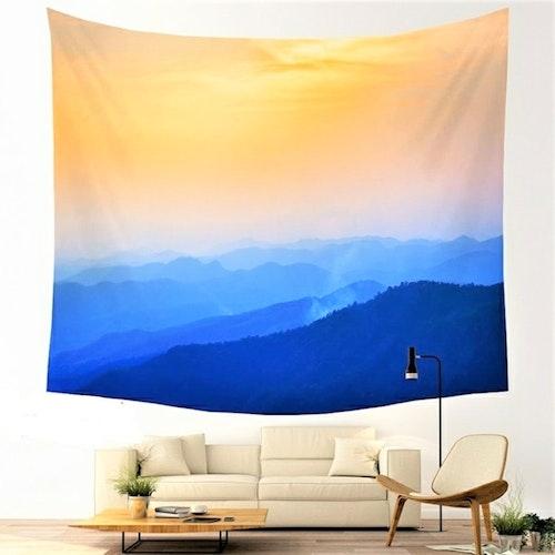 Soluppgång tarot bordsduk väggdekoration