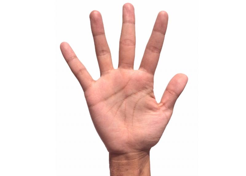 Hand, handled & tumme - Hjälpredan