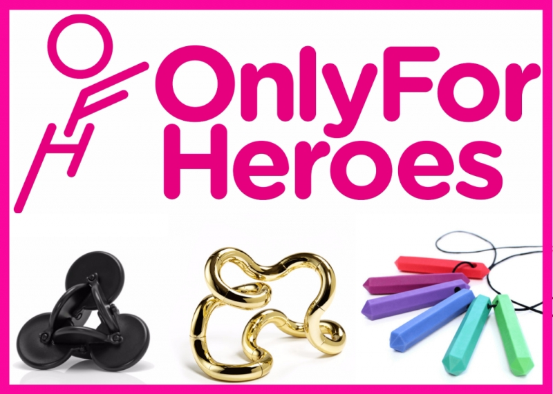 Only For Heroes - Hjälpredan