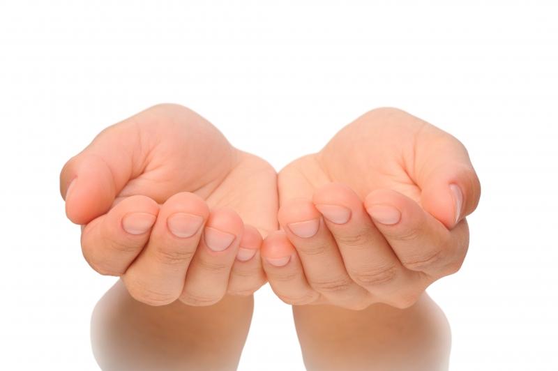Till händerna - Hjälpredan
