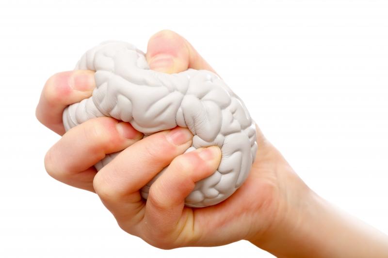 Stressboll - hur funkar det?