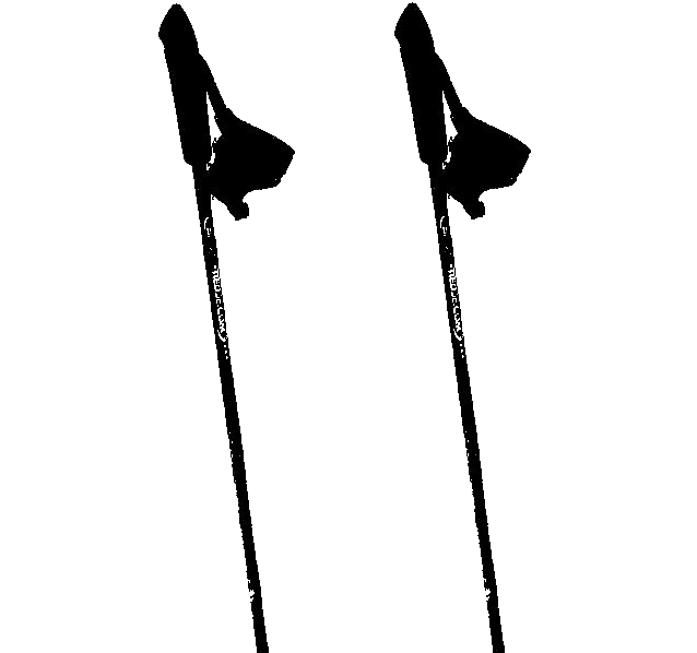 Gångstavar - Hjälpredan