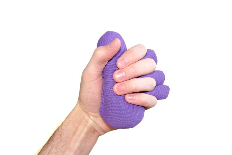 Handflateskydd - kontraheringskudde