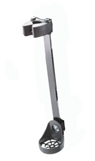 Käpphållare till Jazz rollator m fl