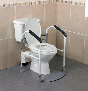 Toalettstöd Vikihop