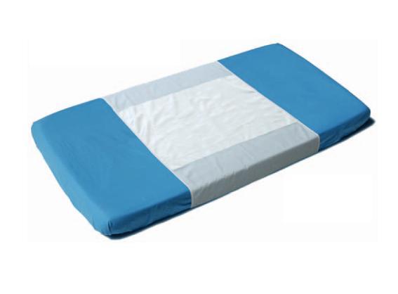 Glidlakan för att enklare vända dig i sängen