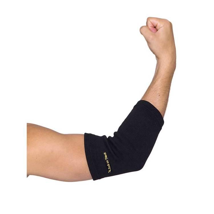 Armbågsskydd i keramiskt tyg