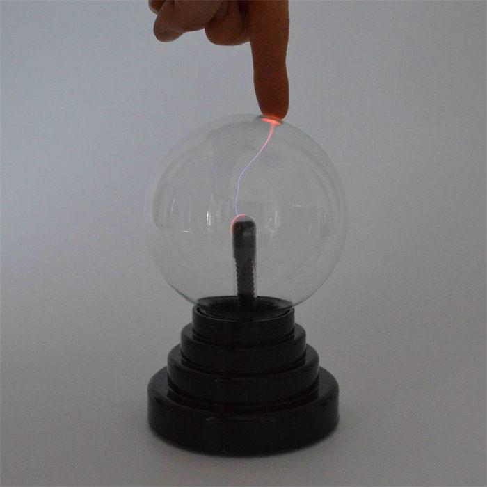 Teslas Plasmalampa