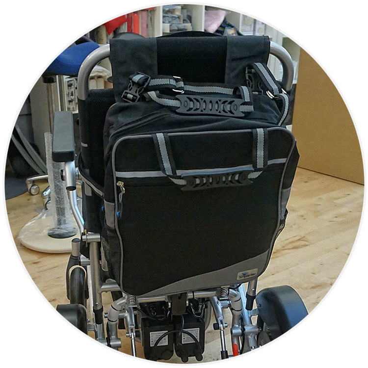 Eloflex packväska