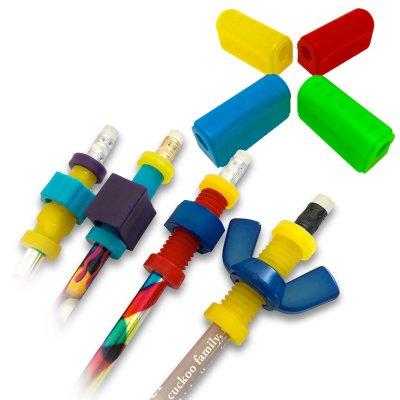 Fidgetpenntoppar och pennhållare