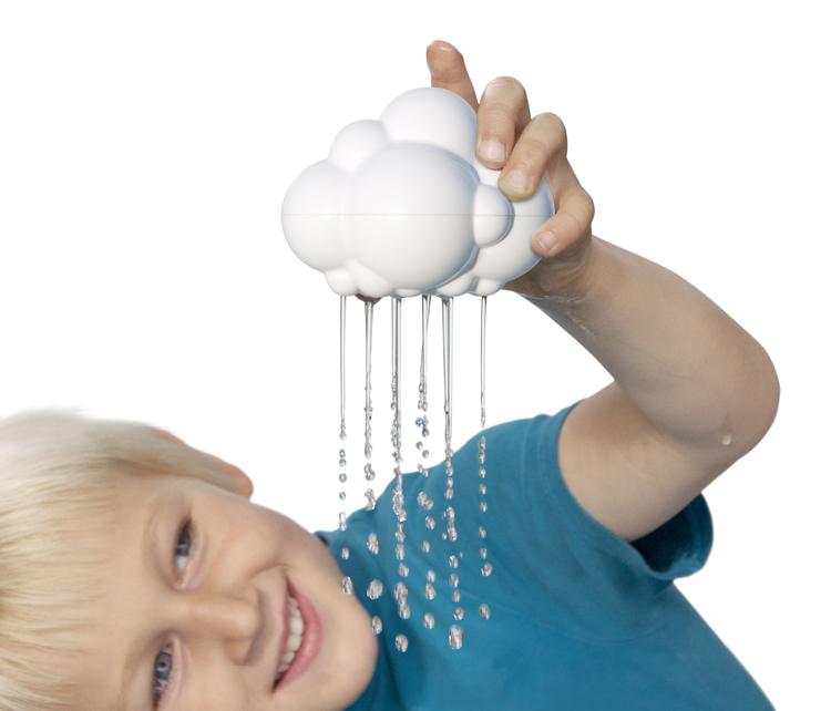 Plui regnmoln vattenleksak