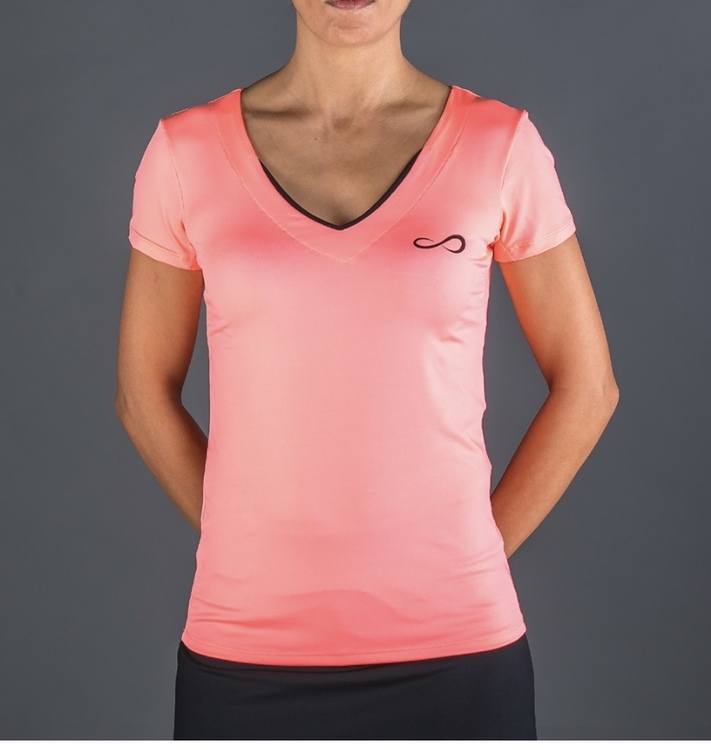T-shirt Victory Coral