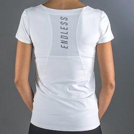T-shirt Victory white
