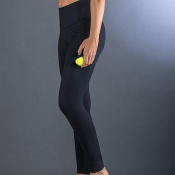 Tights fit pocket black 3D