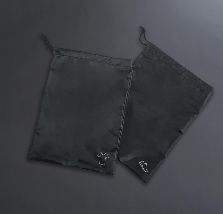 Padel väska Endless black