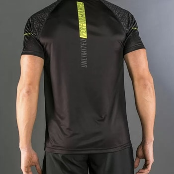 T-shirt Feisty Helix Black
