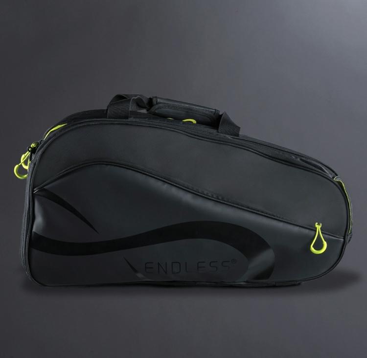 Äntligen har vi våra padelväskor på lager igen!cta image