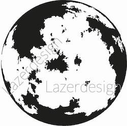 Kopia 14202-Stämpel Stor Måne