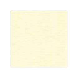 582002 Cardstock Linen Cream