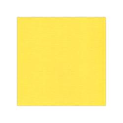 582006-10 st Cardstock Linnestruktur Bright Yellow