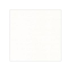 582032-10 Cardstock Linnestruktur Off White