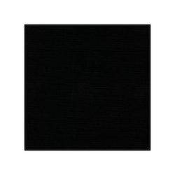 582031-10 Cardstock Linnestruktur Svart
