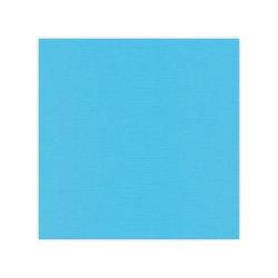 582029-10 st Cardstock Linnestruktur Himmelsblå