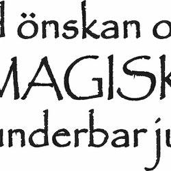 2435 - Med önskan om en Magisk....