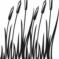 1478-Gummistämpel Sjögräs cigarrer