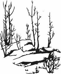 1503-Gummistämpel Minis Stenparti