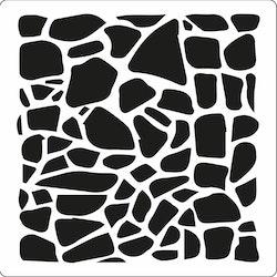 3219 - Stencil  stenar